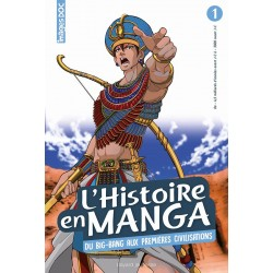 Histoire en manga (l') T.01