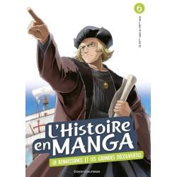Histoire en manga (l') T.06