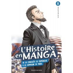 Histoire en manga (l') T.08