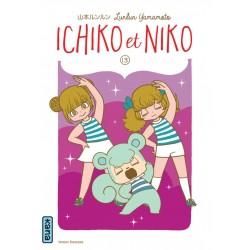 Ichiko et Niko T.13