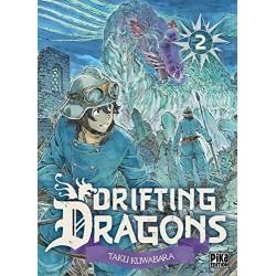 Drifting Dragons T.02