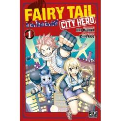 Fairy Tail - City Hero T.01