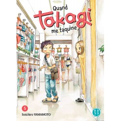 Quand Takagi Me Taquine T.05