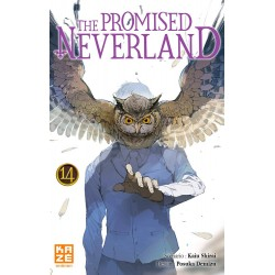The Promised Neverland T.14