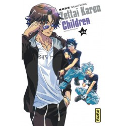 Zettai Karen Children T.43