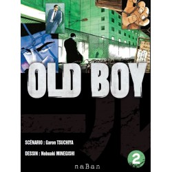 Old Boy - Double édition T.02