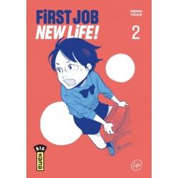 First job, New Life T.02