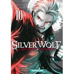 Silver Wolf, Blood, Bone T.10