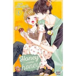 Honey come Honey T.05