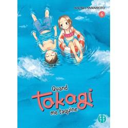 Quand Takagi Me Taquine T.06