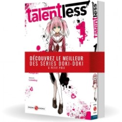Talentless - pack promo...