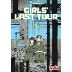Girls Last Tour T.03