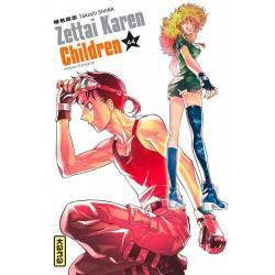 Zettai Karen Children T.44