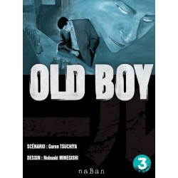 Old Boy - Double édition T.03