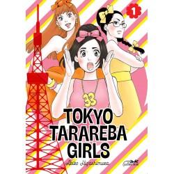 Tokyo Tarareba Girls T.01
