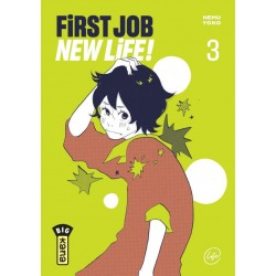 First job, New Life T.03