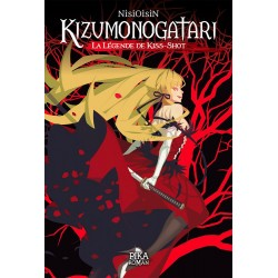 Kizumonogatari T.01 La...