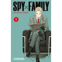 Spy X Family T.01