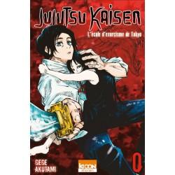 Jujutsu Kaisen T.00