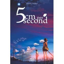 5cm per Second - Roman