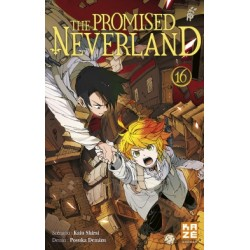 The Promised Neverland T.16