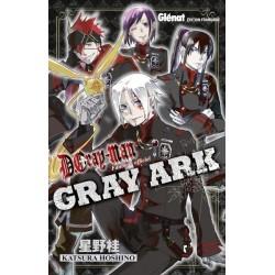 D. Gray-man - Gray Ark Fanbook