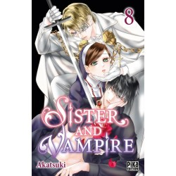 Sister and vampire T.08