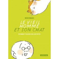 Vieil Homme et Son Chat...
