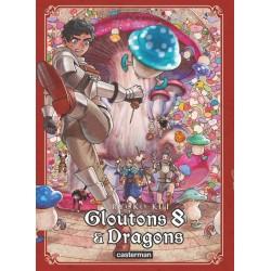 Gloutons et Dragons T.08