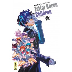 Zettai Karen Children T.45