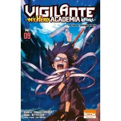 Vigilante My Hero Academia...