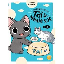 Chaventures de Taï et Mamie...