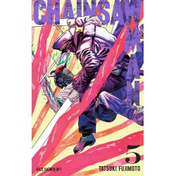 Chainsaw Man T.05