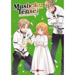 Mushoku Tensei T.12