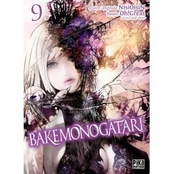 Bakemonogatari T.09