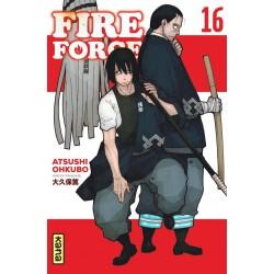 Fire Force T.16