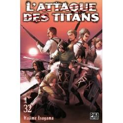 Attaque des Titans (l') T.32