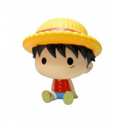 Tirelire One piece : Luffy