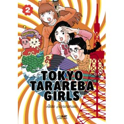Tokyo Tarareba Girls T.02