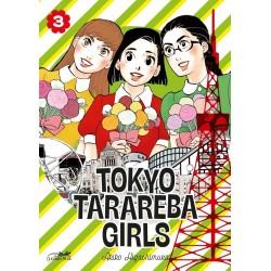 Tokyo Tarareba Girls T.03