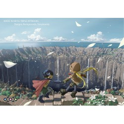 Made in Abyss Triple Artbooks