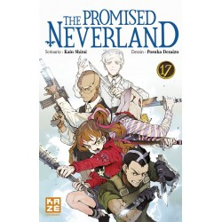 The Promised Neverland T.17