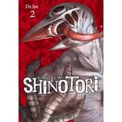 Shinotori - Les ailes de la...