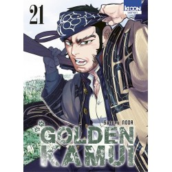 Golden Kamui T.21