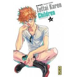 Zettai Karen Children T.47