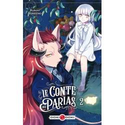 Conte des parias (le) T.02
