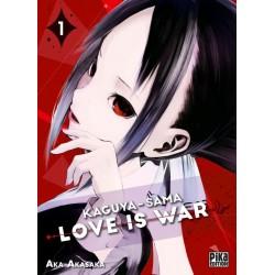 Kaguya-sama: Love is War T.01