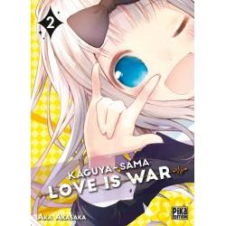 Kaguya-sama: Love is War T.02