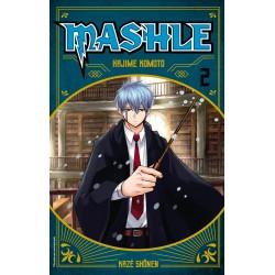 Mashle T.02