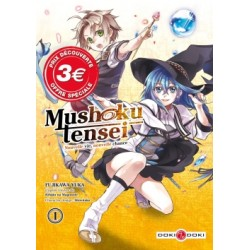 Mushoku Tensei T.01- Prix...
